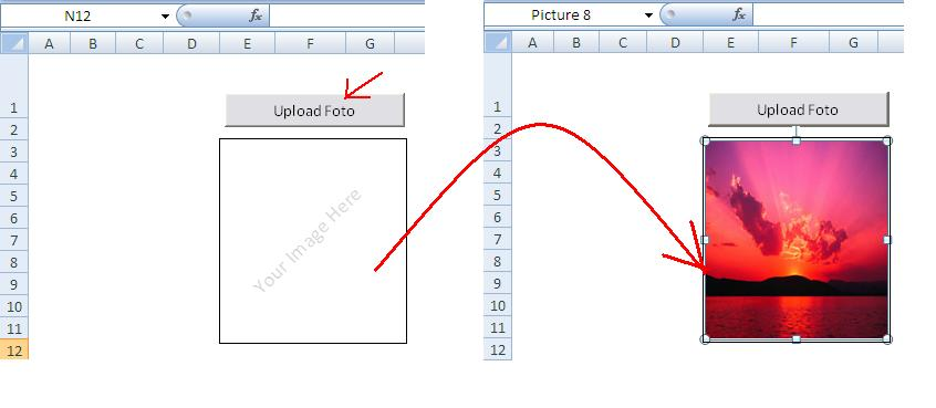 Insert Picture Using VBA Code