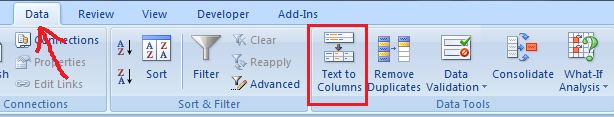 Text-To-Columns